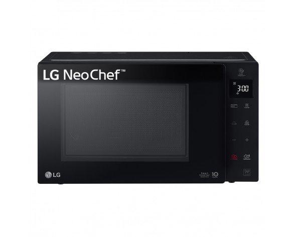 LG MH6535GIB microondas Encimera Microondas combinado 25 L 1150 W Negro