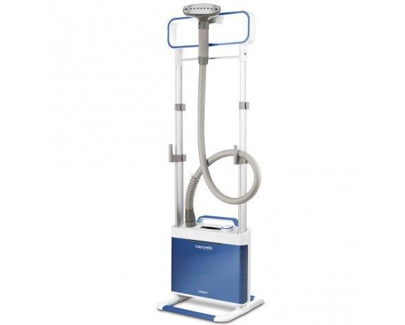 Polti GSF60 Vaporizador erguido de prendas 2 L Azul, Blanco 1800 W