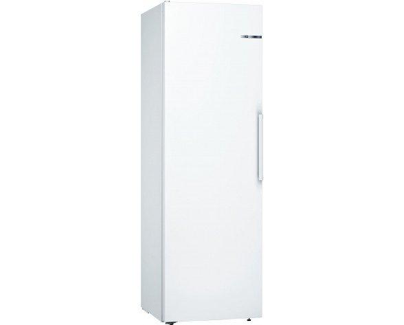 Bosch Serie 4 KSV36VW3P frigorífico Freestanding (placement) Blanco 346 L A++