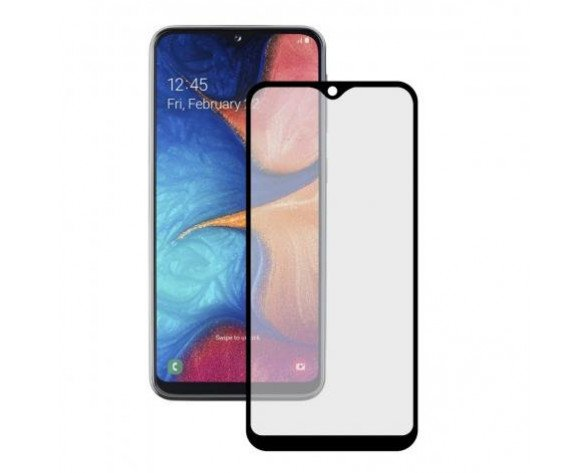 Ksix B8634SC07N protector de pantalla Teléfono móvil/smartphone Samsung 1 pieza(s)