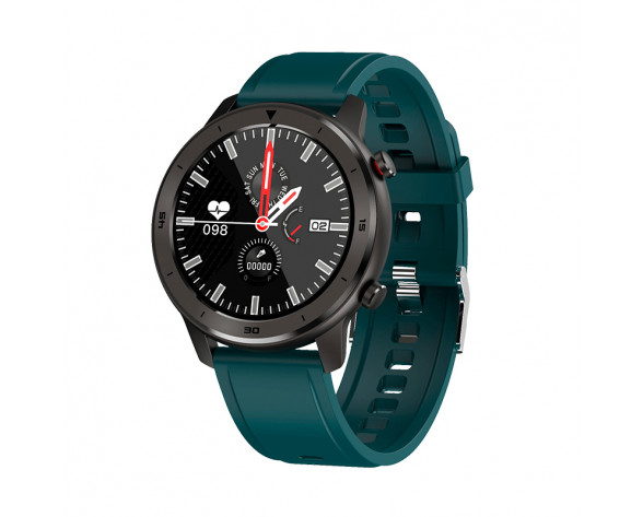 InnJoo Reloj Voom Sport reloj deportivo Pantalla táctil Bluetooth 240 x 240 Pixeles Verde