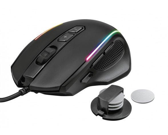 Trust GXT 165 Celox ratón mano derecha USB tipo A Óptico 10000 DPI