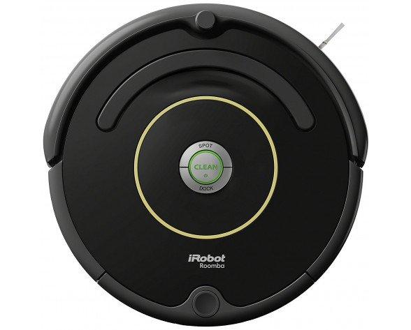 iRobot Roomba 612 aspiradora robotizada Sin bolsa Negro 0,6 L