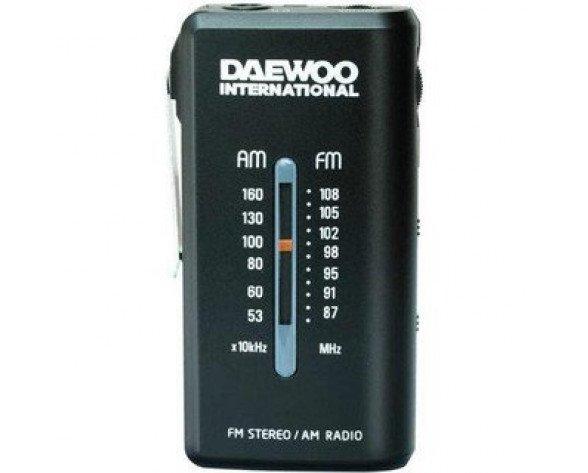 Transistor Daewoo DRP-9 Negro