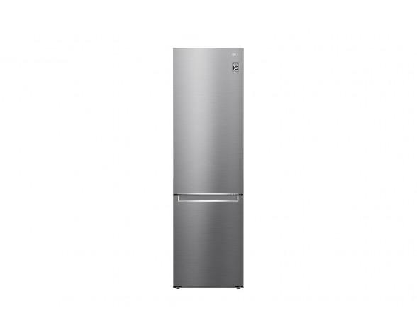 LG GBB62PZJMN nevera y congelador Independiente 384 L E Acero inoxidable