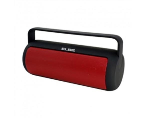ELBE ALT-149-NR altavoz portátil Altavoz portátil estéreo Negro, Rojo 10 W