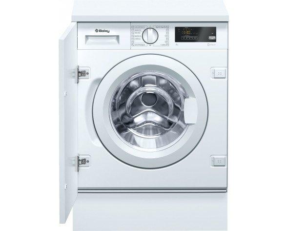 Balay 3TI984B lavadora Integrado Carga frontal Blanco 8 kg 1000 RPM A+++