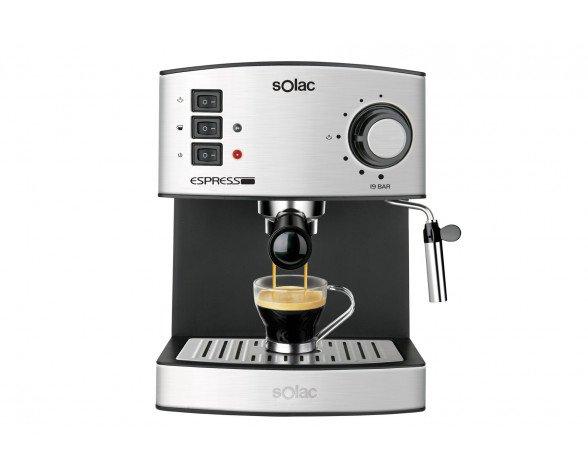 Solac CE4480 cafetera eléctrica Semi-automática Máquina espresso 1,2 L