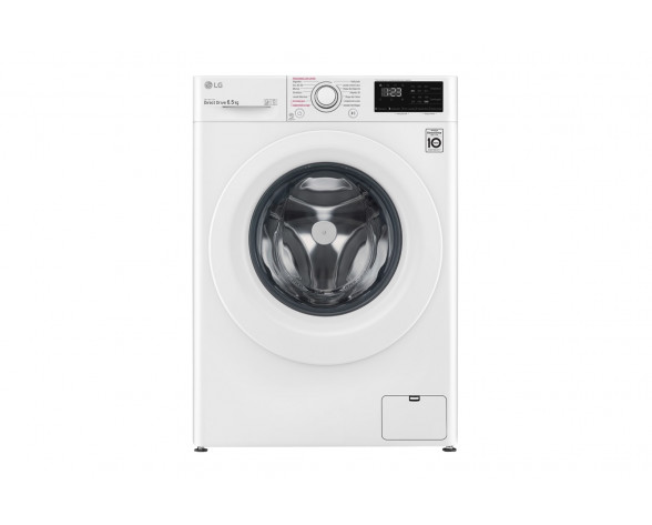 LG Series 200 F2WN2S65S3W lavadora Carga frontal 6,5 kg 1400 RPM E Blanco