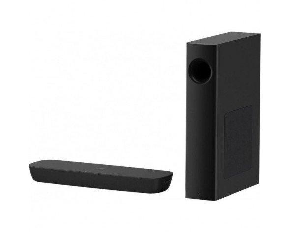Panasonic SC-HTB250 altavoz soundbar 2.1 canales 120 W Negro