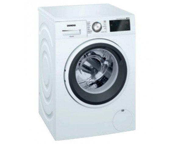 Siemens iQ500 WM14T619ES lavadora Independiente Carga frontal Blanco 9 kg 1400 RPM A+++