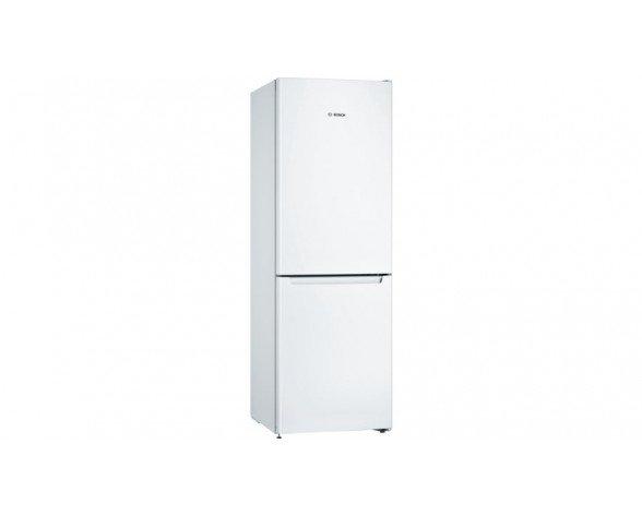 Bosch Serie 2 KGN33NWEA nevera y congelador Independiente Blanco 279 L A++