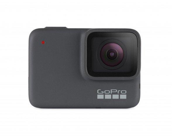 GoPro HERO7 Silver cámara para deporte de acción 4K Ultra HD 10 MP Wifi
