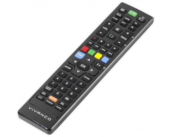 Vivanco RR 240 mando a distancia IR inalámbrico TV Botones