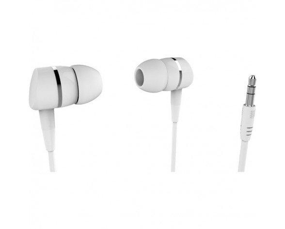 Vivanco Solidsound Auriculares Dentro de oído Blanco