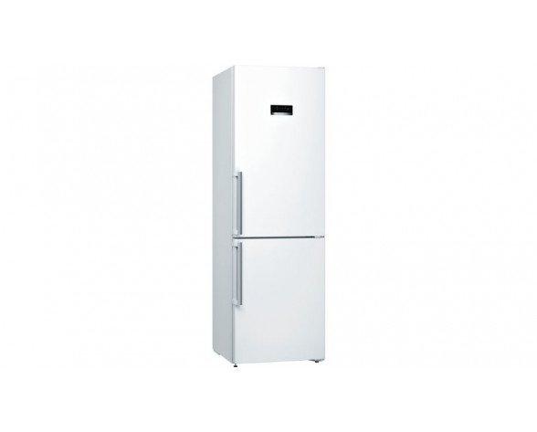 Bosch Serie 4 KGN36XWDP nevera y congelador Independiente 324 L Blanco