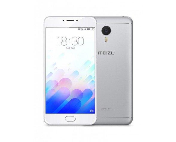 Meizu M3 Note 4G 16GB Plata, Color blanco