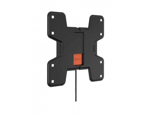 """Vogel's 8350110 soporte de pared para pantalla plana 109,2 cm (43"""") Negro"""