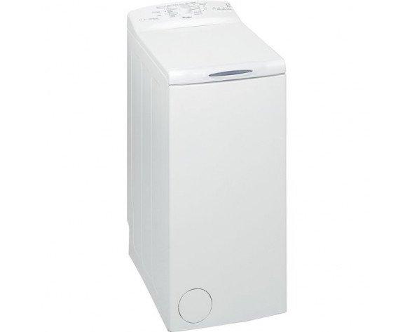 Whirlpool AWE 70122 lavadora Independiente Carga superior Blanco 7 kg 1200 RPM A++