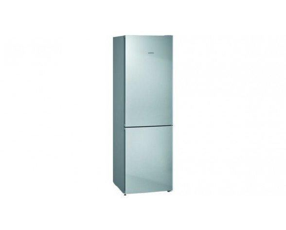 Siemens iQ300 KG36NVIDA nevera y congelador Independiente 326 L D Acero inoxidable