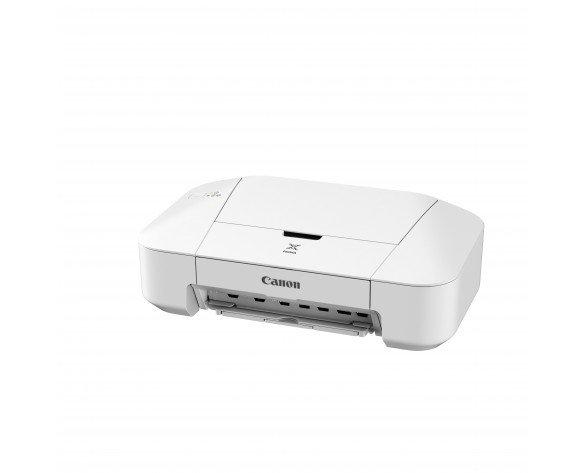 Canon PIXMA iP2850 Inyección de tinta 4800 x 600DPI Color blanco impresora de foto