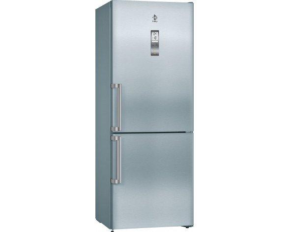 Balay 3KF6767XE nevera y congelador Freestanding (placement) Acero inoxidable 385 L A++
