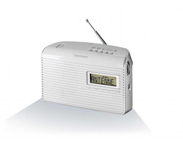 Grundig Music 61 Portátil Blanco radio