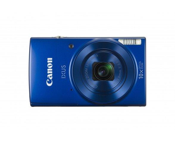 "Canon Digital IXUS 190 Cámara compacta 20 MP CCD 5152 x 3864 Pixeles 1/2.3"" Azul"