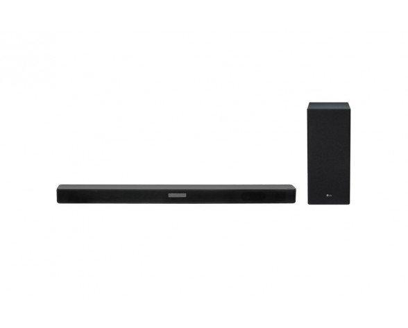 LG SK5 altavoz soundbar 2.1 canales 360 W Negro