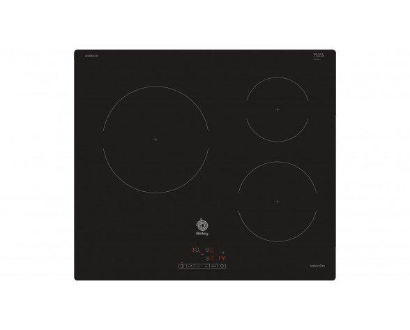 Balay 3EB864ER hobs Negro Integrado Con placa de inducción 3 zona(s)