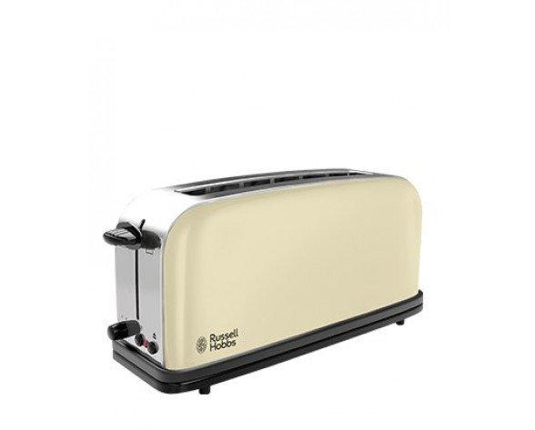 Russell Hobbs 21395-56 tostadora 2 rebanada(s) Crema de color