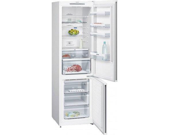 Siemens iQ300 KG39NVW3A nevera y congelador Independiente Blanco 366 L A++