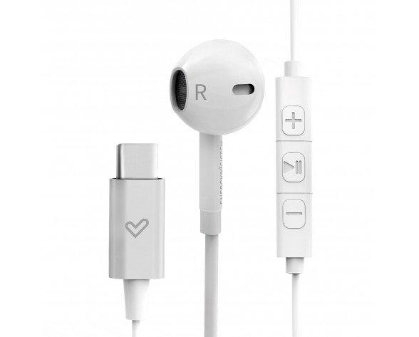 Energy Sistem Smart 2 Type C Auriculares Dentro de oído Blanco
