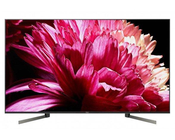 """Sony KD-75XG9505 190,5 cm (75"""") 4K Ultra HD Smart TV Wifi Negro, Plata"""