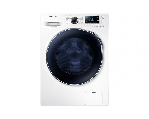Samsung WD80J6A10AW Carga frontal Independiente Blanco A