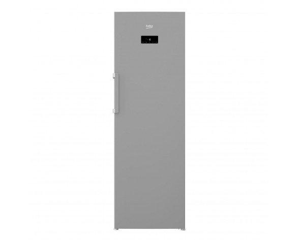 Beko RFNE312E33X Independiente Vertical 275L A++ Acero inoxidable congelador