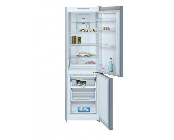 Balay 3KF6650MI nevera y congelador Independiente Acero pulido 302 L A++