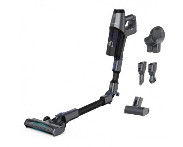 Rowenta X-Pert 3.60 Flex Sin bolsa 0,5 L Azul, Gris