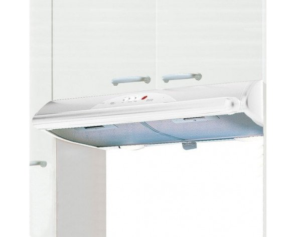 Mepamsa Mito jet Semi built-in (pull out) 490m³/h Color blanco