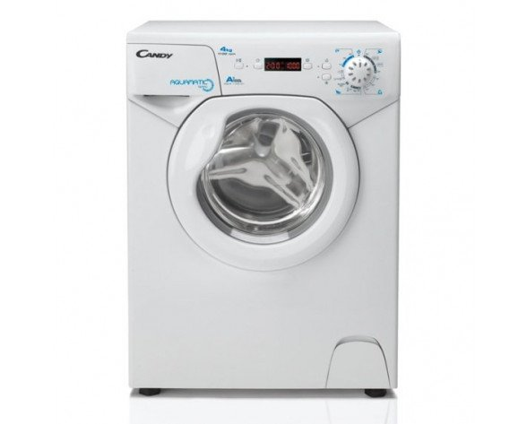 Candy AQUA 1142 D1 Independiente Carga frontal 4kg 1100RPM A+ Color blanco