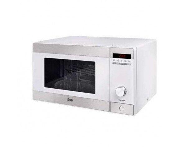 Teka MWE 230 G Encimera 23L 800W Plata, Color blanco