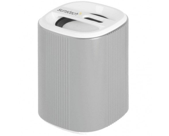 Sunstech SPUBT700 Mono portable speaker 3W Plata