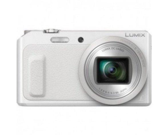 "Panasonic Lumix DMC-TZ57EG 16MP 1/2.33"" MOS 4608 x 3456Pixeles Color blanco"