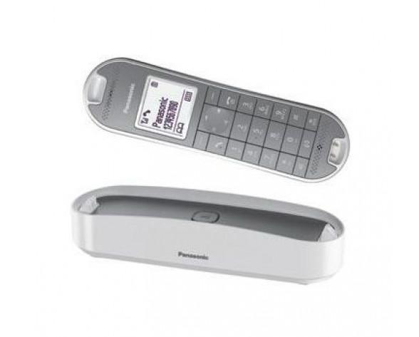 Teléfono inalámbrico DECT PANASONIC KX-TGK310SPW BLA