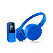Energy Sistem Music Pack Reproductor de MP3 Azul 8 GB