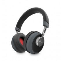Energy Sistem BT Smart 6 Voice Assistant Titanium Auriculares Diadema Negro, Gris