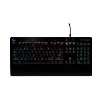 Logitech G213 teclado USB QWERTY Español Negro
