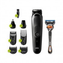 Braun All-in-one MGK 5260 depiladora para la barba Negro