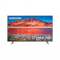 "Samsung UE43TU7105KXXC Televisor 109,2 cm (43"") 4K Ultra HD Smart TV Wifi Carbono, Gris, Plata"