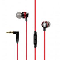 Sennheiser CX 300S Auriculares Dentro de oído Rojo